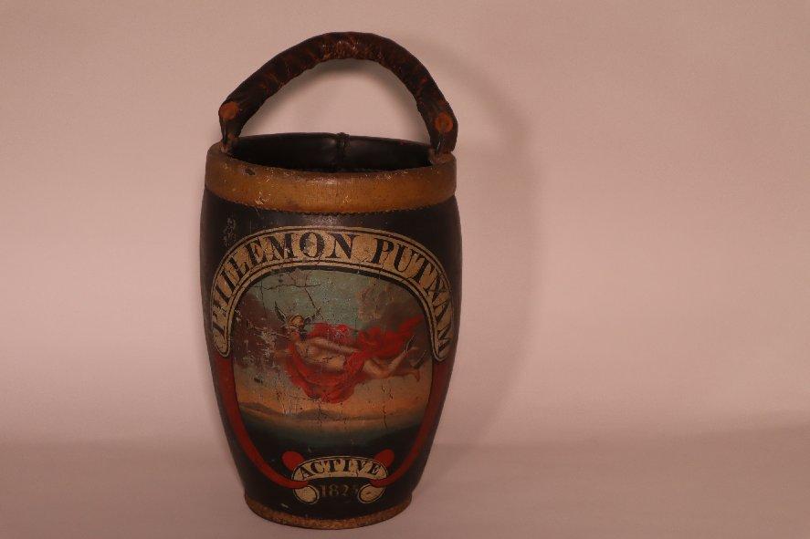 Putnam Fire Bucket