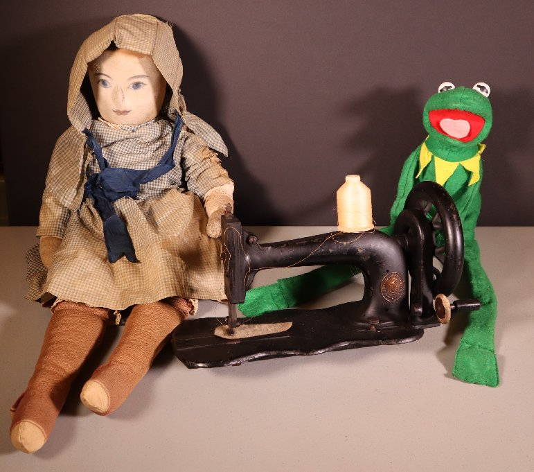 Handmade Doll and Puppet