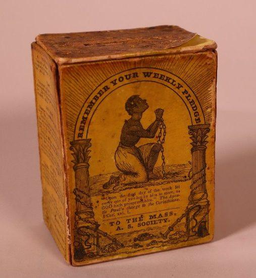 Anti-Slavery Donation Box
