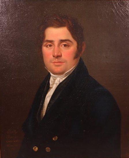 Portrait of Henry Johnson