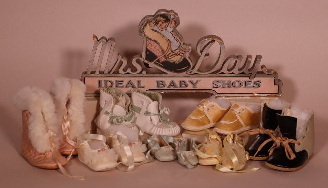 Group of Ideal Baby Shoes