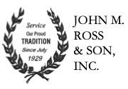 John M Ross Logo