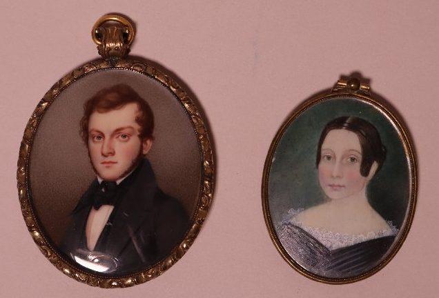Miniature portraits