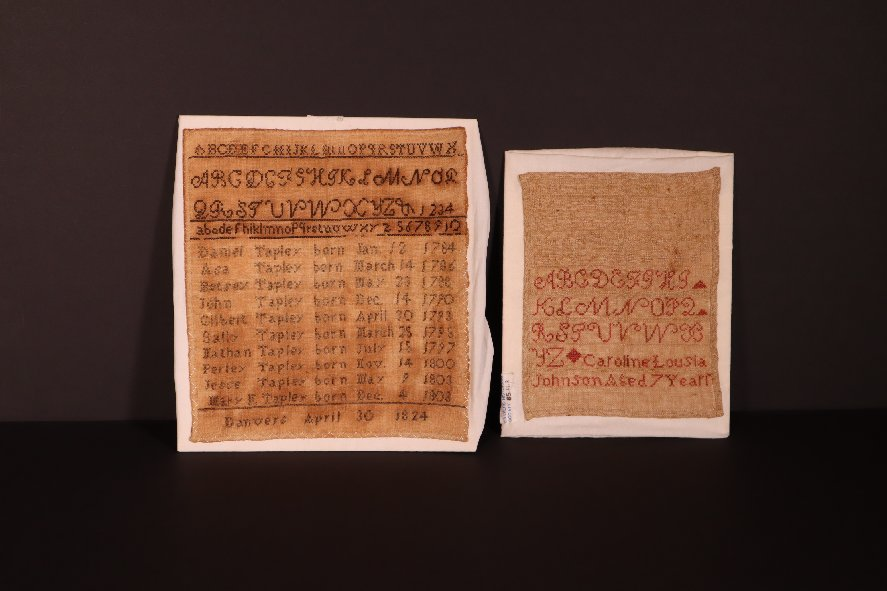 Samplers by Tapley and Johnson