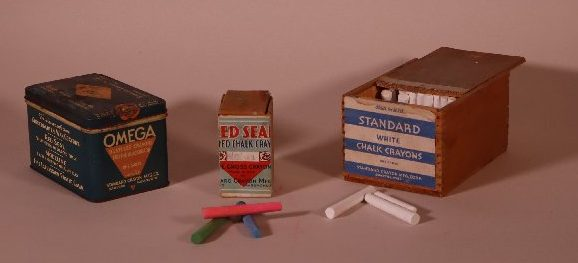 Standard Crayon boxes